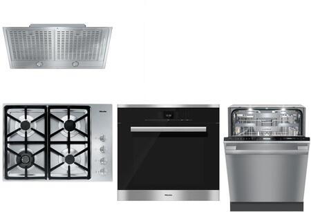 Miele 888371 Kitchen Appliance Package & Bundle Stainless Steel, main image