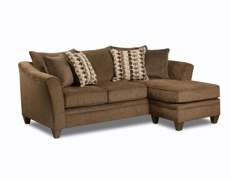 Lane Furniture Albany Sofa and Chaise Base.