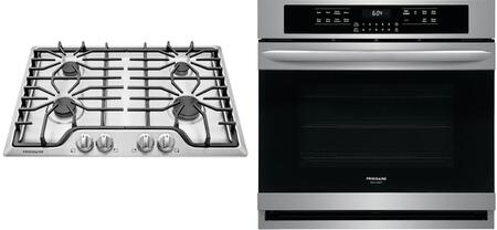 Frigidaire  850209 Kitchen Appliance Package Stainless Steel, main image