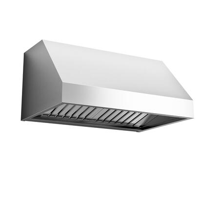 Falmec Professional FP18PxW9SS Wall Mount Range Hood Stainless Steel, Diagram