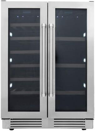 Thor Kitchen  TBC2401DI Beverage Center Stainless Steel, Main Image
