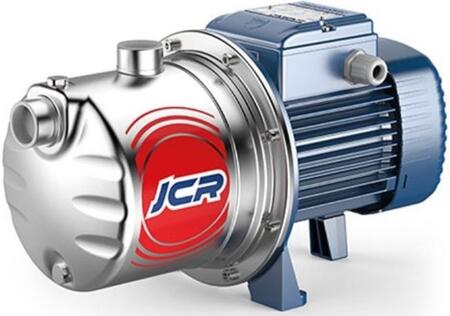 "JCRm 2C Mono Phase Self-Priming ""JET"" Pumps with .75 kW  1 HP  85 Liters per Minute Flow"