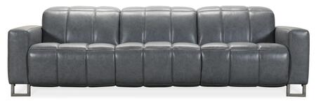 Hooker Furniture MS Series SS638P3096 Motion Sofa Gray, Silo Image