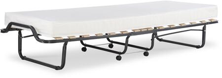 Linon Luxor 352STD01ASUPS Bed Beige, 352STD 01 AS UPS 1