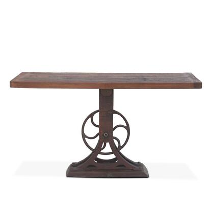 Sterling Collection ZWWHCN56F Console Table in Brown