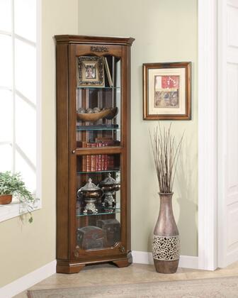 Coaster  950195 Curio Cabinet , 1