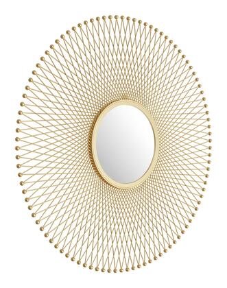 Zuo Glow A12214 Mirror Gold, A12214 1