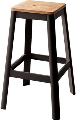 Acme Furniture Jacotte 72332 Bar Stool Black, 1