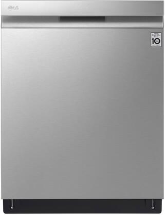 LG  LDP7808SS Built-In Dishwasher Stainless Steel, LDP7808SS Front View