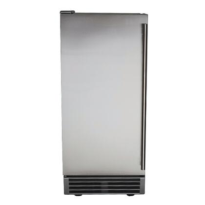 RCS  REFR3 Ice Maker Stainless Steel, Main Image