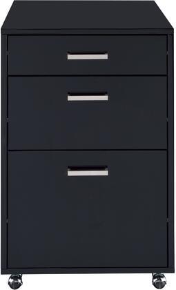 Acme Furniture Coleen 92450 File Cabinet Black, 1