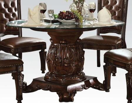 Acme Furniture Vendome 6201054D Dining Room Table Brown, Without Chairs