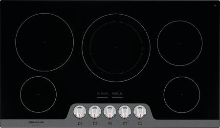 Frigidaire Gallery FGEC3648US Electric Cooktop Stainless Steel, Main Image
