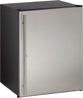 U-Line ADA Series UADA24RS13B Compact Refrigerator Stainless Steel, Main Image