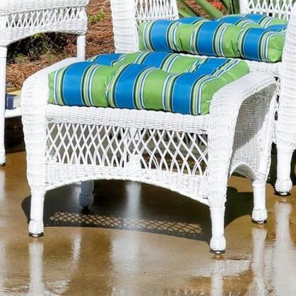 Tortuga Portside PSOTTOWHHALIW Patio Ottoman Multi Colored, PSOTTOWHHALIW Main Image