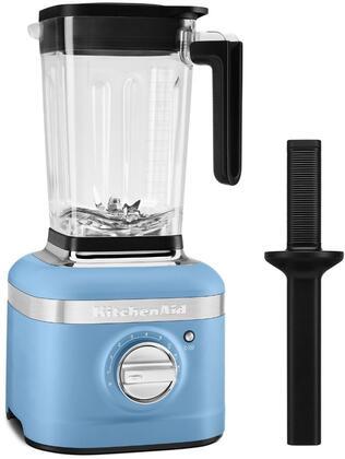 KSB4028VB Blender with Tamper  56 oz. Jar  Soft Start and Intelli-Speed Motor Control in Blue