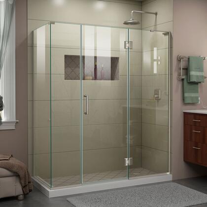 DreamLine Unidoor-X UnidoorX Shower Enclosure RS45 24HP 24D 14IP 30RP R 04