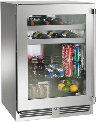 Perlick Signature HP24BS43L Beverage Center Stainless Steel, Main Image