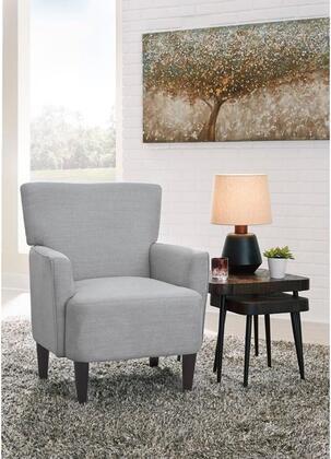 Signature Design by Ashley Hansridge A3000231 Accent Chair Gray, Main image