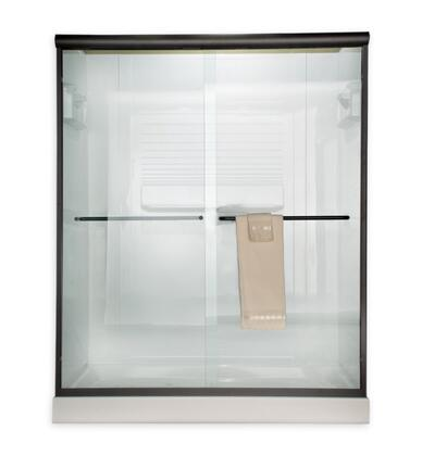 American Standard AM00390400006 Shower Door, Image 1