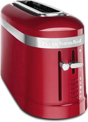 Kitchen Aid  KMT3115ER Toaster Red, KMT3115ER 2 Slice Long Slot Toaster