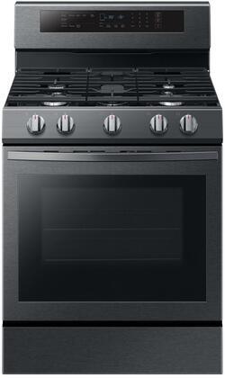 Samsung  NX58R6631SG Freestanding Gas Range Black Stainless Steel, NX58R6631SG Gas Range