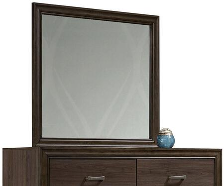 Acme Furniture Cyrille 25854 Mirror Brown, Mirror