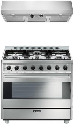 Smeg 1054431 Kitchen Appliance Package & Bundle Stainless Steel, main image