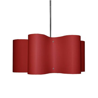 Dainolite ZUL203PCRD Ceiling Light, DL 35c8aad51ad182691a95621daf3b