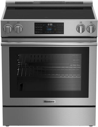 Blomberg  BERU30420SS Freestanding Electric Range Stainless Steel, Main Image
