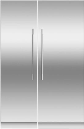 Fisher Paykel  966352 Column Refrigerator & Freezer Set Stainless Steel, 1