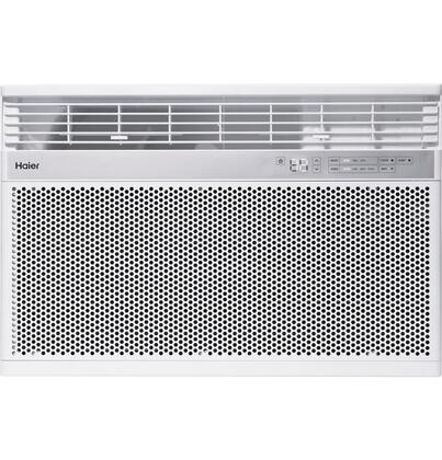 QHC24DX 27″ Electronic Room Air Conditioner with 23500 BTU Cooling Capacity  Electronic Digital Thermostat with Remote  Energy Star Certified  3 Fan