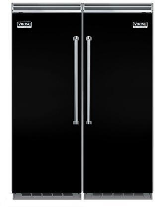 Viking  734340 Refrigerator and Freezer Pairs , Refrigerator/Freezer Set