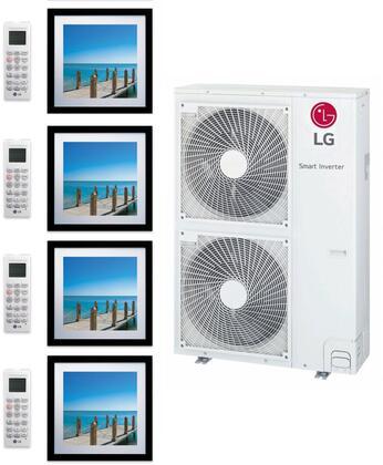 LG  963881 Quad-Zone Mini Split Air Conditioner , Main Image