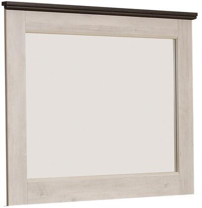 Standard Furniture Rivervale 51218 Mirror White, Main Image