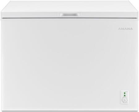 Amana  AQC0902GRW Chest Freezer White, Main Image