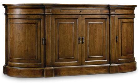 Hooker Furniture Archivist 544775903 Dining Room Buffet Brown, Main Image
