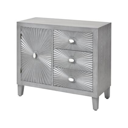 17266 Essex 3-Drawer 1-Door Credenza  in