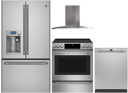 Cafe 891475 Kitchen Appliance Package & Bundle Stainless Steel, Main image
