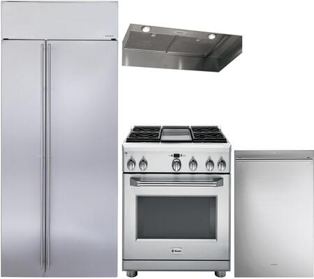 Monogram 889955 Kitchen Appliance Package & Bundle Stainless Steel, 1