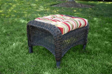 Tortuga Portside PSOTTODKEASTP Patio Ottoman Multi Colored, PSOTTODKEASTP Main Image
