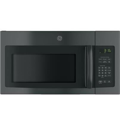 GE  JNM3163DJBB Over The Range Microwave Black, Main Image