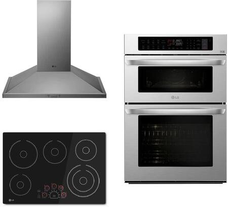 LG  1135505 Kitchen Appliance Package , main image