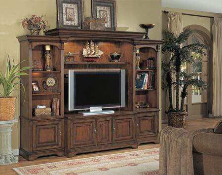 Hooker Furniture Brookhaven 28170111 Entertainment Center Brown, qqscwd3oux0h7orqridm