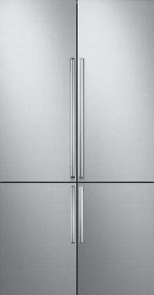 Dacor  878558 French Door Refrigerator Stainless Steel, 1