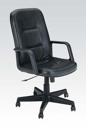Acme Furniture Andrew 02339 Office Chair Black, 1