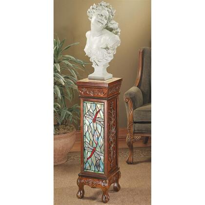 Design Toscano PP11091 Decorative Pedestals, PP11091 1