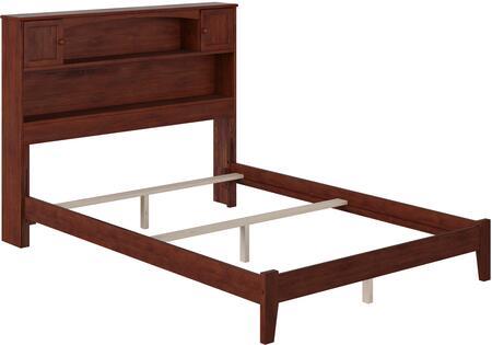 Atlantic Furniture Newport AR8531034 Bed Brown, AR8531034