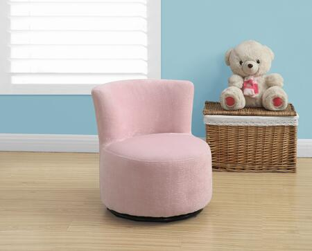 Monarch I8152 Kids Chair Pink, Main Image
