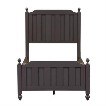 Liberty Furniture Cottage View 423YBR Bed Gray, 1
